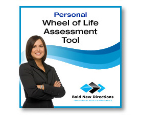 Personal Wheel Of Life Assessment